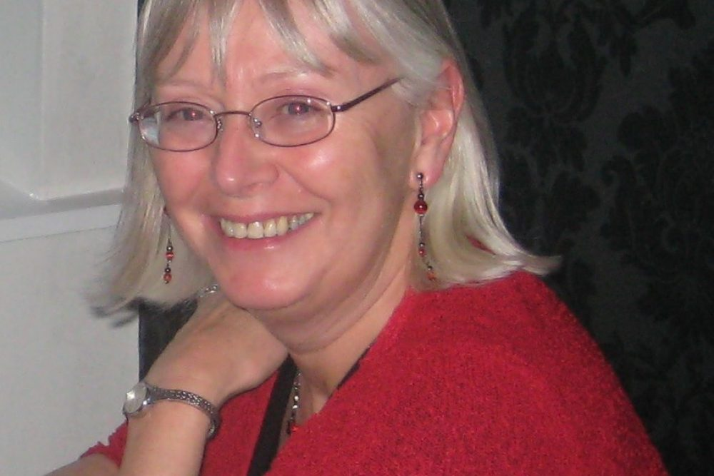 Jane Mackenzie, Trustee and Vice Chair