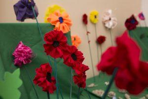 Artfelt project, Felt Poppies