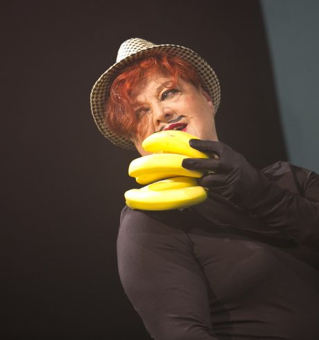 Diane Torr performs at Queer Cabaret, Luminate Festival 2015