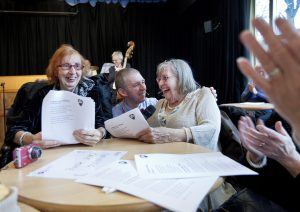 Camelon Over 50s Group and Love Music, Luminate Festival 2014