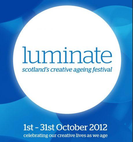 Luminate Festival 2012 Brochure Cover