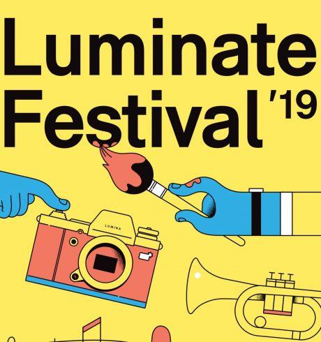 Luminate Festival 2019 Brochure Cover