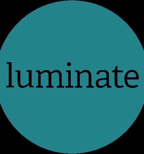 Luminate Logo Teal